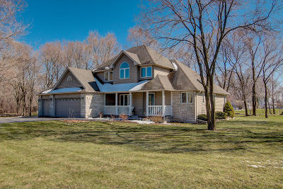 Elkhorn Single Family Home For Sale: W5579 Vicki Ter