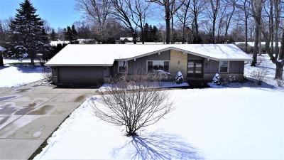 Brookfield Single Family Home For Sale: 17965 Redvere Dr