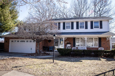 Kenosha Single Family Home For Sale: 7111 48th Ave.