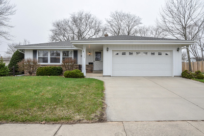 Waukesha Single Family Home Active Contingent With Offer: 1508 Cottonwood Dr