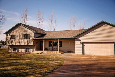 Trempealeau Single Family Home Active Contingent With Offer: N16135 Nancy Ln