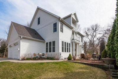 Lake Mills Single Family Home For Sale: 118 S Ferry Dr