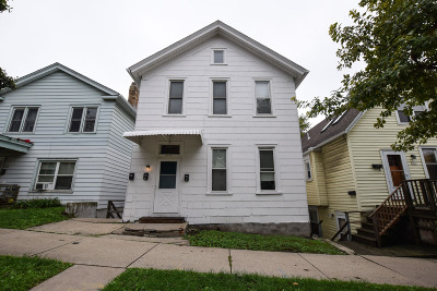 Milwaukee Multi Family Home For Sale: 1517 N Jefferson St