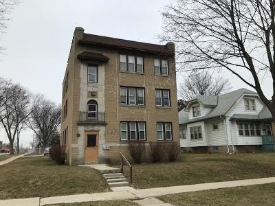 Milwaukee Multi Family Home For Sale: 4603 N 29th St #Unit 1-6