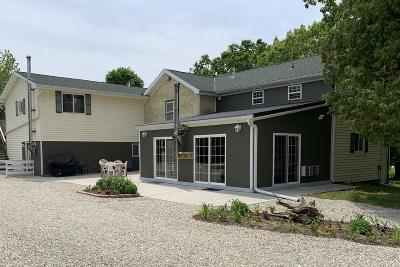 Watertown Single Family Home Active Contingent With Offer: N7112 County Road P