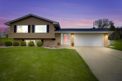 Greendale Single Family Home Active Contingent With Offer: 5034 Spruce Ct