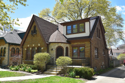 Whitefish Bay Single Family Home Active Contingent With Offer: 5143 N Berkeley Blvd