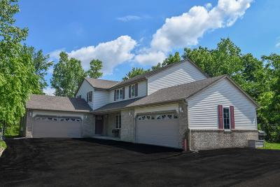 Muskego Two Family Home For Sale: 7036 S Racine Ave #7038