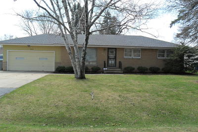 Milwaukee Single Family Home For Sale: 7835 N Fairway Pl.