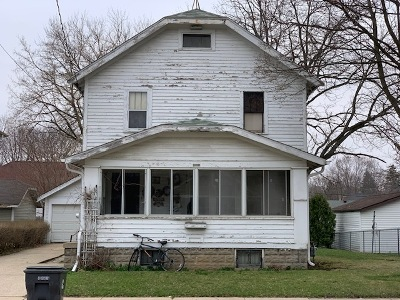 Waukesha Single Family Home Active Contingent With Offer: 1008 Linden St