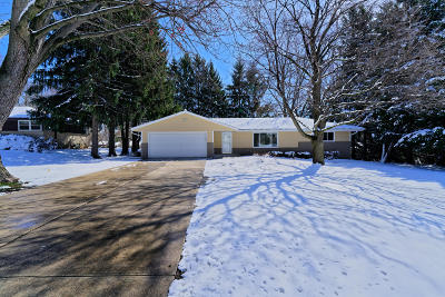 Waukesha County Single Family Home For Sale: 520 Scarlet Dr