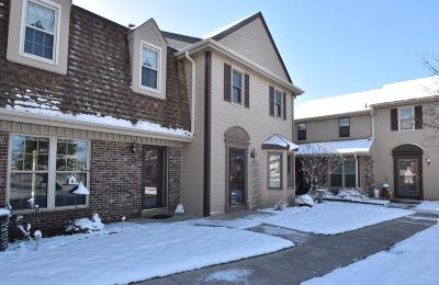 Condo/Townhouse For Sale: 348 Willow Grove Dr #G
