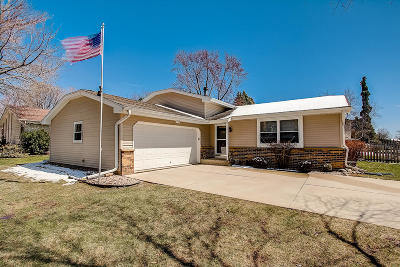 Waukesha Single Family Home For Sale: 403 S Grandview Blvd