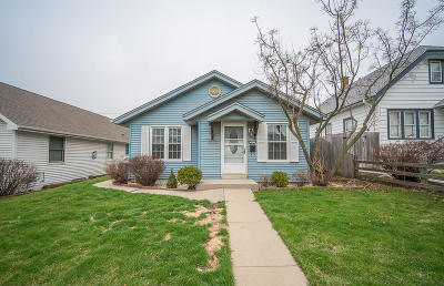 Milwaukee County Single Family Home For Sale: 3661 S 34th St