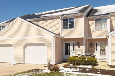 Franklin Condo/Townhouse Active Contingent With Offer: 7816 W Tuckaway Shores Dr