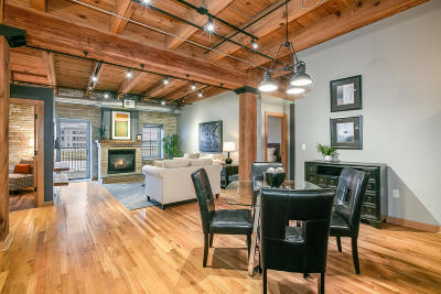 Milwaukee Condo/Townhouse For Sale: 413 N 2nd St #390