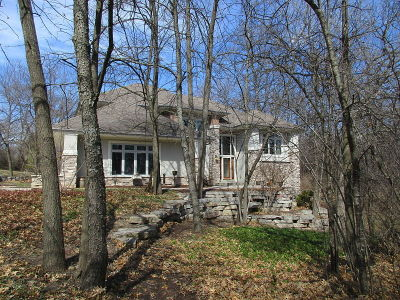 Single Family Home Active Contingent With Offer: 208 Cypress Pt