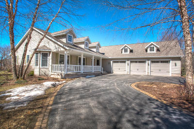 Marinette Single Family Home Active Contingent With Offer: N2811 Stanley Ln