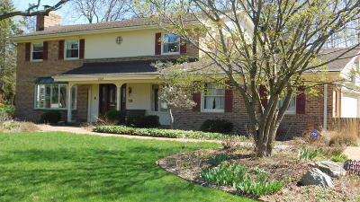 Waukesha County Single Family Home For Sale: 12705 Green Meadows Pl
