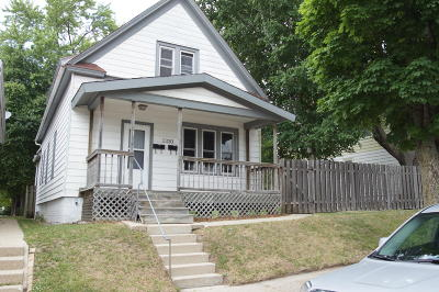 South Milwaukee Two Family Home For Sale: 1330a Milwaukee Ave
