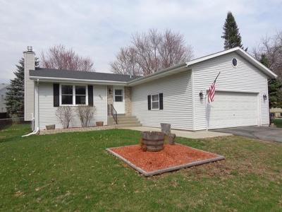 Whitewater Single Family Home For Sale: 413 S Buckingham Blvd.