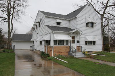 Racine County Single Family Home For Sale: 141 S Main St