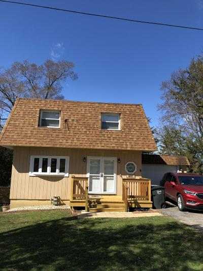 Bristol Single Family Home For Sale: 11828 218th Ave