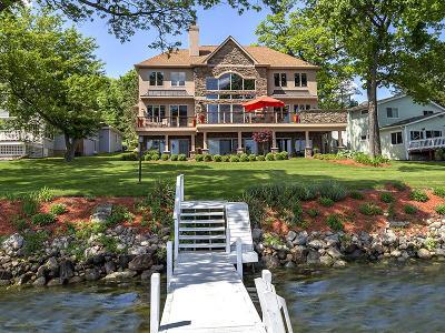 Delavan WI Single Family Home For Sale: $1,885,000