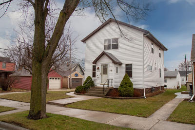 Sheboygan Single Family Home Active Contingent With Offer: 1715 Grams Ct