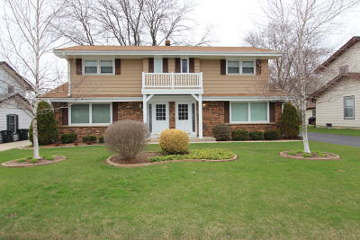 Greenfield Two Family Home Active Contingent With Offer: 4813 S 69th St #4815