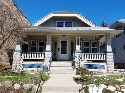 Milwaukee Single Family Home Active Contingent With Offer: 2968 S Delaware Ave