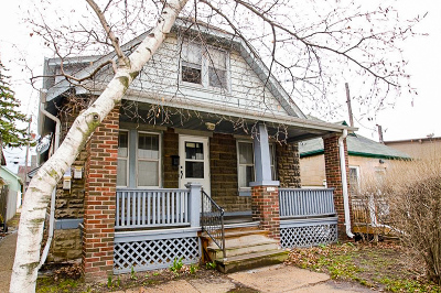 West Allis Two Family Home For Sale: 1637 S 68th St