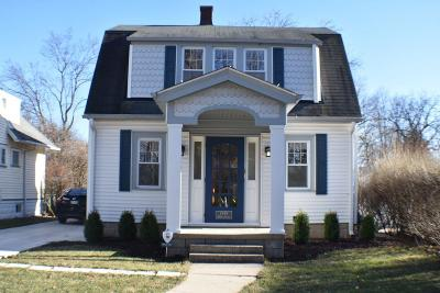 Single Family Home For Sale: 7939 Warren Ave