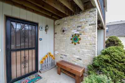 Milwaukee County Condo/Townhouse For Sale: 11515 W Orchard Court #C