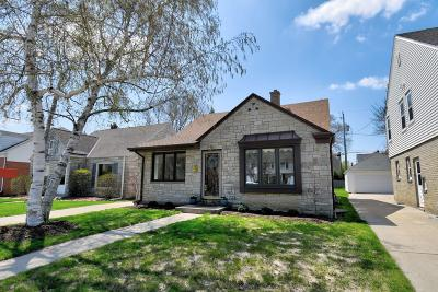 Milwaukee County Single Family Home For Sale: 2329 N 89th