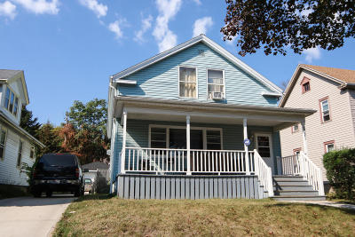 Milwaukee County Single Family Home For Sale: 2521 N 56th St