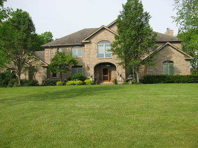 Jefferson County Single Family Home For Sale: N3971 County Road D
