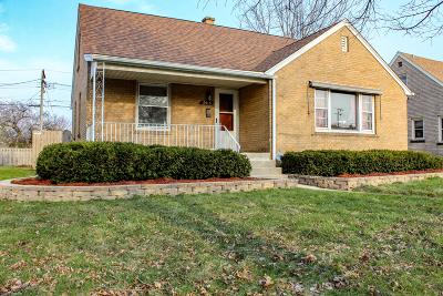 Racine County Single Family Home For Sale: 3415 10th Ave