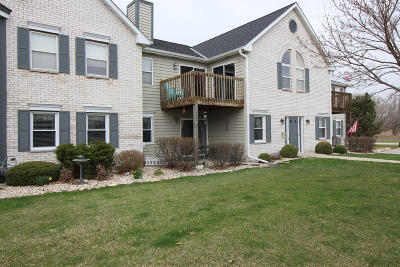 Waukesha County Condo/Townhouse For Sale: N25w24037 River Park Dr #6