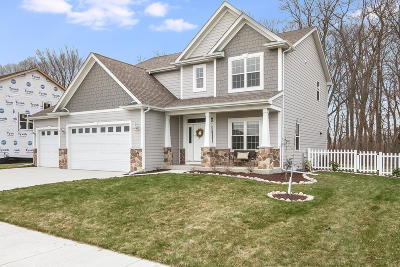 Racine County Single Family Home For Sale: 2938 Cornerstone Way