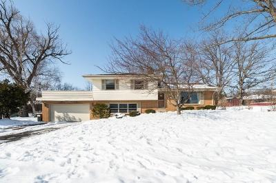 Racine County Single Family Home For Sale: 4112 Miller Ln