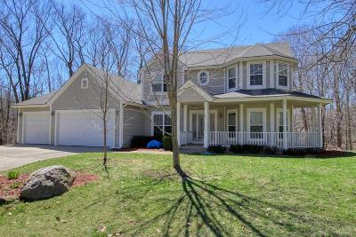 Lake Geneva Single Family Home Active Contingent With Offer: 700 Aspinall Ln