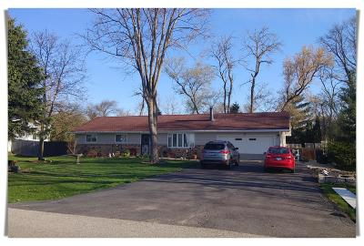 Delavan Single Family Home For Sale: 608 Bailey