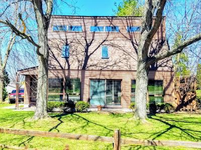 Watertown Single Family Home For Sale: 1548 Oconomowoc Ave