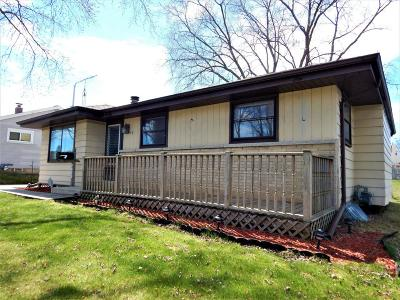 Milwaukee County Single Family Home For Sale: 4443 S 21st St.
