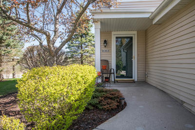 Waukesha Condo/Townhouse Active Contingent With Offer: 2135 E Broadway #A