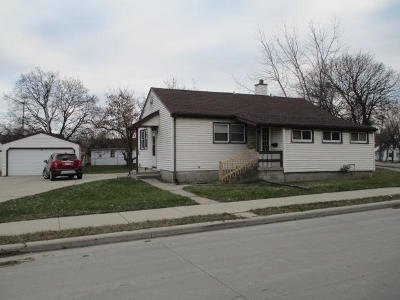 Milwaukee County Single Family Home For Sale: 8651 W National Ave
