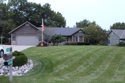 Waterford Single Family Home Active Contingent With Offer: 27432 Foxhaven Dr
