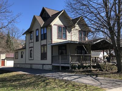Mayville Single Family Home For Sale: 124 N German St