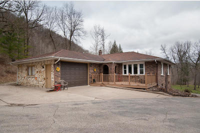 Vernon County Single Family Home For Sale: W409 County Road K